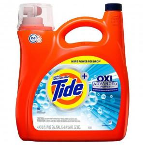 Detergente Líquido Tide con Oxi