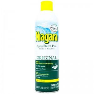 Almidón en Spray Niagara Fórmula Original