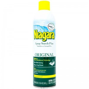 Almidón en Spray Niagara