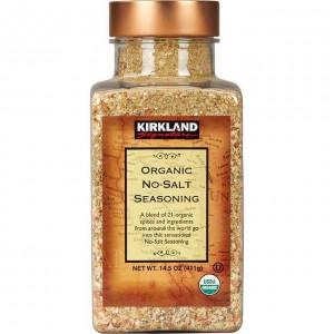 Sazonador Orgánico sin Sal, Kirkland