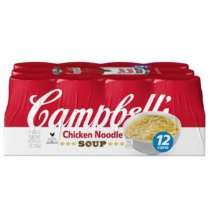 Sopa Campbell's, Chicken Noodle