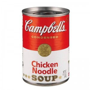 Sopa de Fideos con Pollo Campbell's