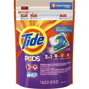 Detergente en Cápsulas Tide 42 uni