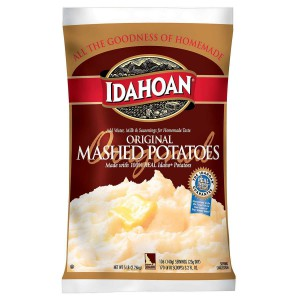 Pure De Papas Original, Idahoan