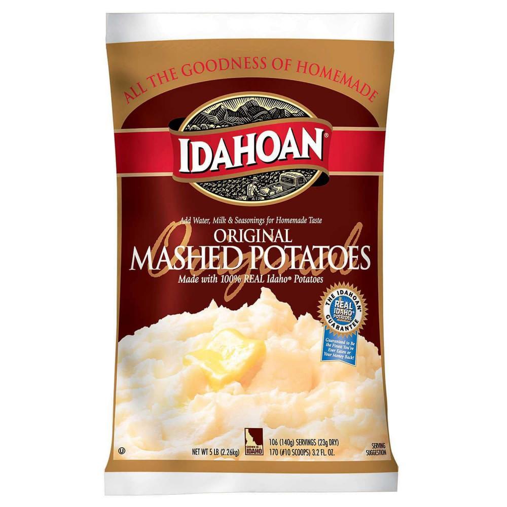 Pure De Papas Original, Idahoan