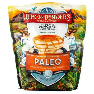 Mezcla de Panqueques Birch Benders