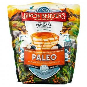Mezcla Pancakes Birch Benders