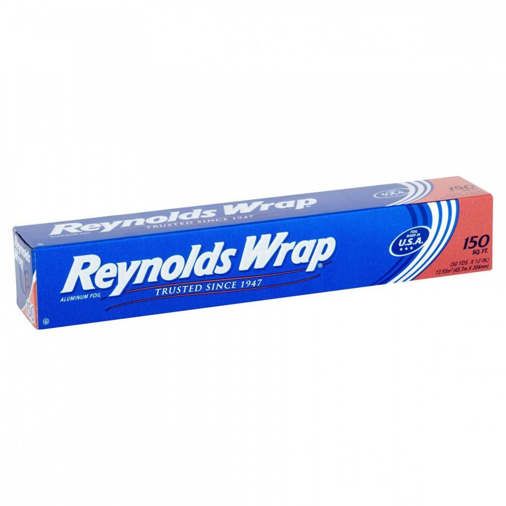 Reynolds Heavy Duty, Papel Aluminio