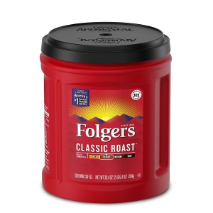 Café Folgers Clásico Tostado Molido