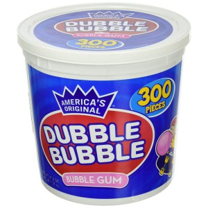 Goma De Mascar Dubble Bubble