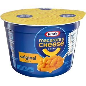 Macaroni & Cheese, Kraft Easy Mac