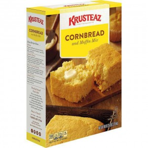Mezcla de Pan de Maíz y Muffin Krusteaz