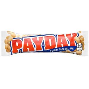 Barras de Caramelo y Maní PayDay Caja 24 uni