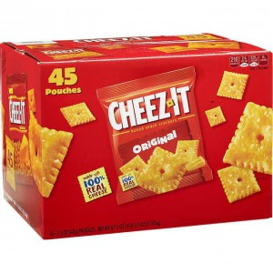 Galletas de Queso Cheez-it Cracker Cheddar