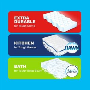 Magic Eraser Sponge Variety Pack, Mr. Clean