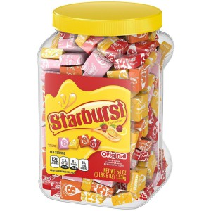 Masticables Original, Starburst 1,53 Kg