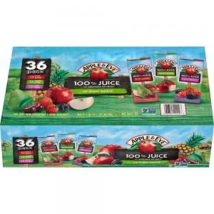 Jugos Apple & Eve Caja Variedad 36 uni