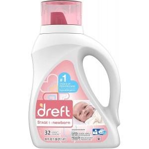 Detergente concentrado para bebes dreft