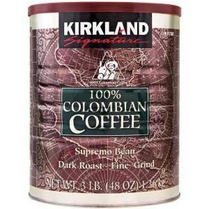 Café Kirkland Molido 100% Colombiano
