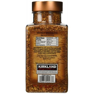 Condimento Mezquite Dulce, Kirkland Signature