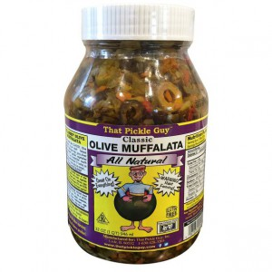 Muffalata de Aceitunas That Pickle Guy