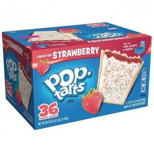Pop Tarts Sabor Frutilla
