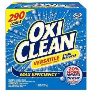 Quitamanchas Oxi Clean Max