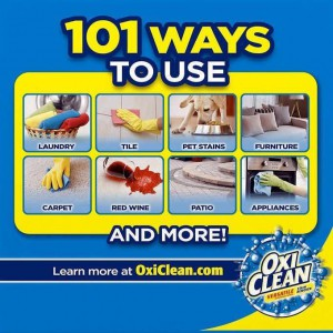 Oxi Clean Max Stain Remover