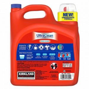 Detergente Líquido UltraClean Kirkland