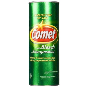 Comet Desinfectant Cleaner With Bleach