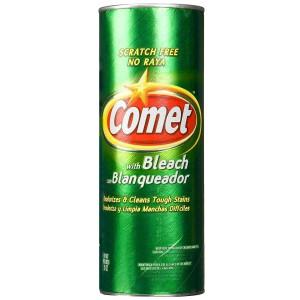 Desinfectante con cloro en polvo Comet