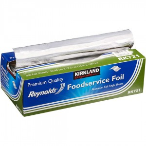 Reynolds Kirkland papel Aluminio