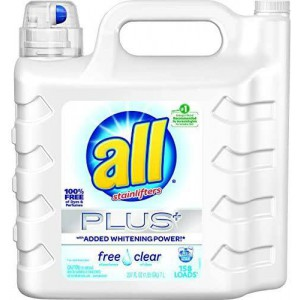 Detergente All Ultra Plus Free & Clear