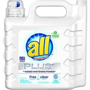 Detergente Líquido All Ultra Plus