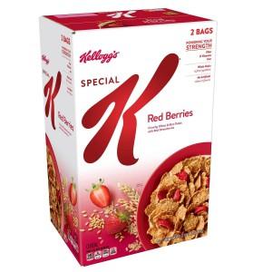 Cereal Special K Kellogg's Berries