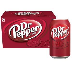 Gaseosa Dr. Pepper