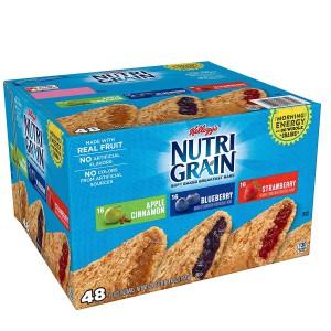Barrita Nutri Grain Kellogg's Variedad