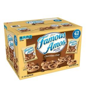 Galletas Chips Chocolate Famous Amos