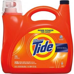 Tide HE Detergente Liquido para Lavanderia
