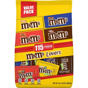 Pack de Chocolates M&M´S