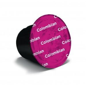 Capsulas de Café para Maquinas Nespresso, Caffesso Colombian