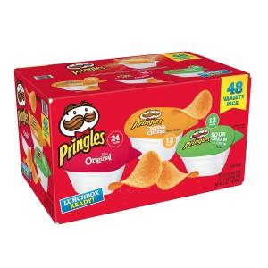 Pack Variedades Pringles Snack
