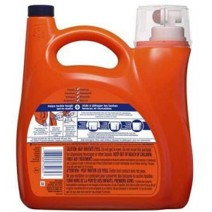 Tide Ultra Oxi Liquid Laundry Detergent