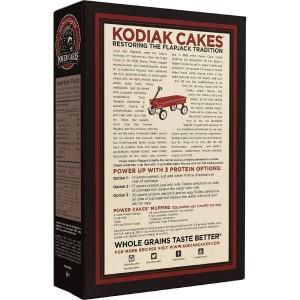 Mezcla de panqueques y waffles Kodiak Cakes
