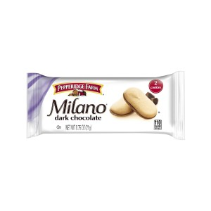Galletas Milano Dark Chocolate, Pepperidge Farm 30 und