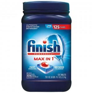 Detergente Lavavajillas Finish