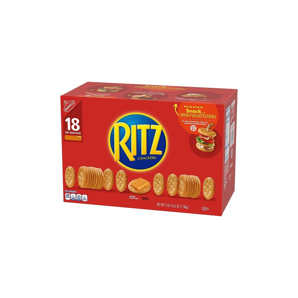 Galletas Ritz Pack