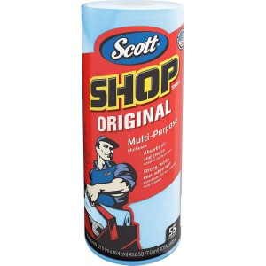 Toalla Desechable Scott Shop