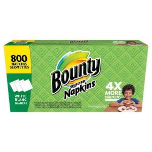Servilletas acolchadas Bounty, 800 un