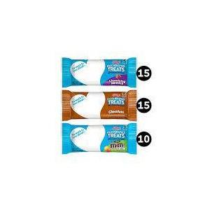 Barritas Rice Krispies Treats Variedad de Sabores 40 uni
